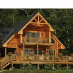 Casa la cheie din lemn